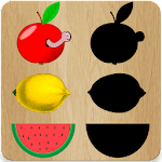 Fruits Vegetables For Toddlers Icon
