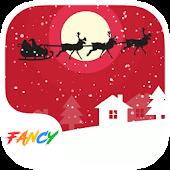 App Merry Christmas Fancy Keyboard apk for kindle fire