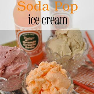 Condensed Milk Soda Ice Cream Recipes