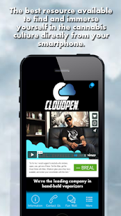 Cloud Life App - screenshot