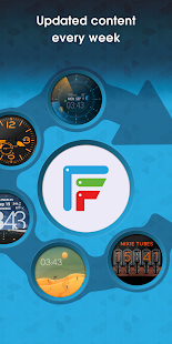 Facer Watch Faces Screenshot