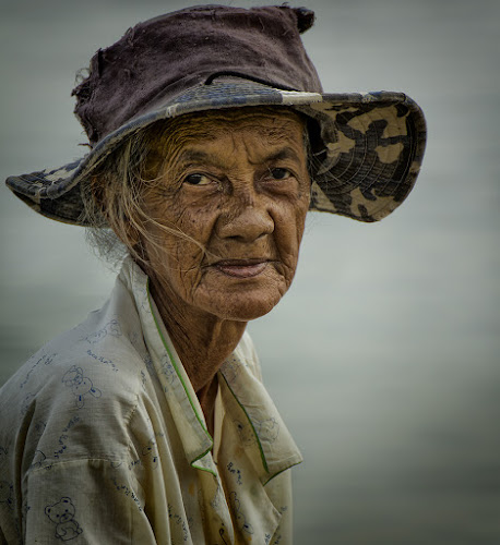 by Charliemagne Unggay - People Portraits of Women ( senior citizen, people. portrait,  )