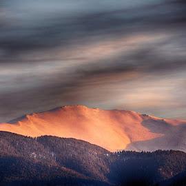 Kajmakchalan by Katerina Mavrovska - Landscapes Mountains & Hills