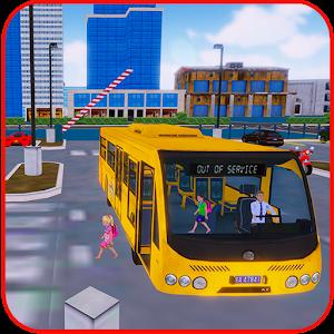 real school bus driving simulator 2019 For PC (Windows & MAC)