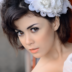 stefanie by Ferdy Baharudin - Wedding Bride