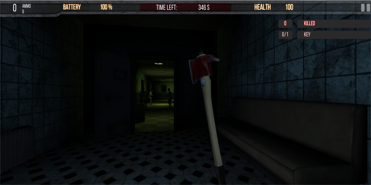Zombie Hospital Screenshot 1