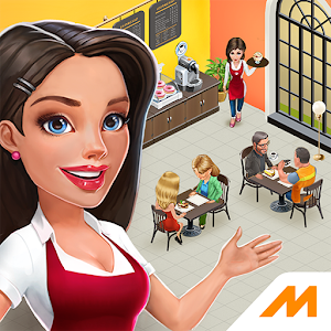 My Cafe: Recipes & Stories APK Cracked Download