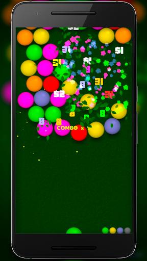 Magnetic balls bubble shoot screenshot 6
