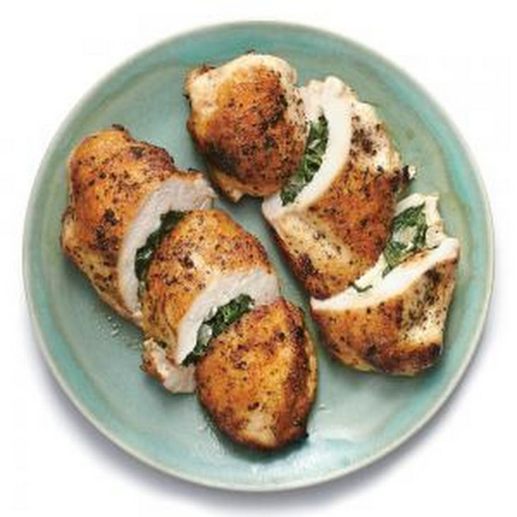 Spinach Stuffed Chicken Breasts Recipes — Dishmaps