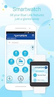 hyundai blue link android. Black Bedroom Furniture Sets. Home Design Ideas