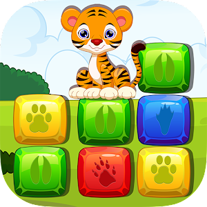 Cute Zoo Animals Icon