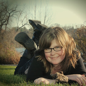 Julia '15 by Amanda Saxton-Jenson - Babies & Children Child Portraits (  )