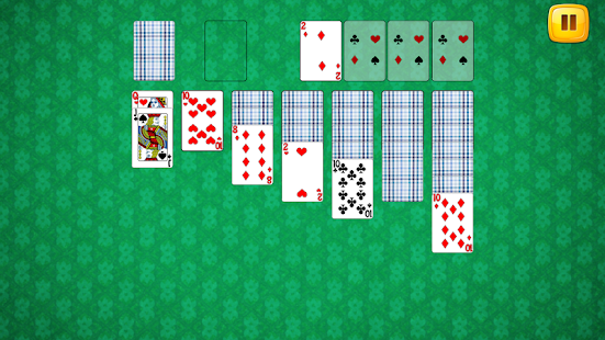 Klondike Classic Solitaire - screenshot