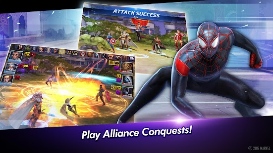 Free Download MARVEL Future Fight APK for Samsung
