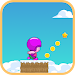 Blocky Snow Super Run Icon