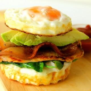 Bacon Egg Burger Recipes