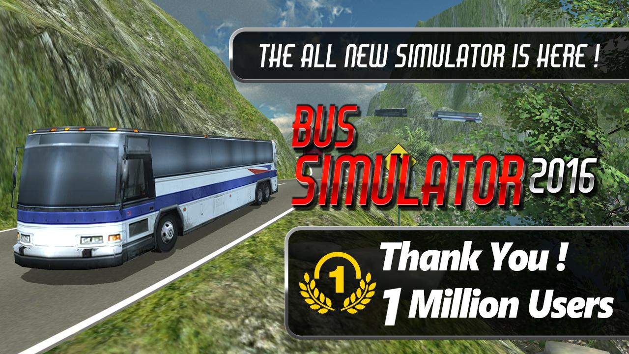 Bus Simulator 2016 Screenshot 0
