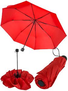 "Зонт ""Компакт S"", красный"