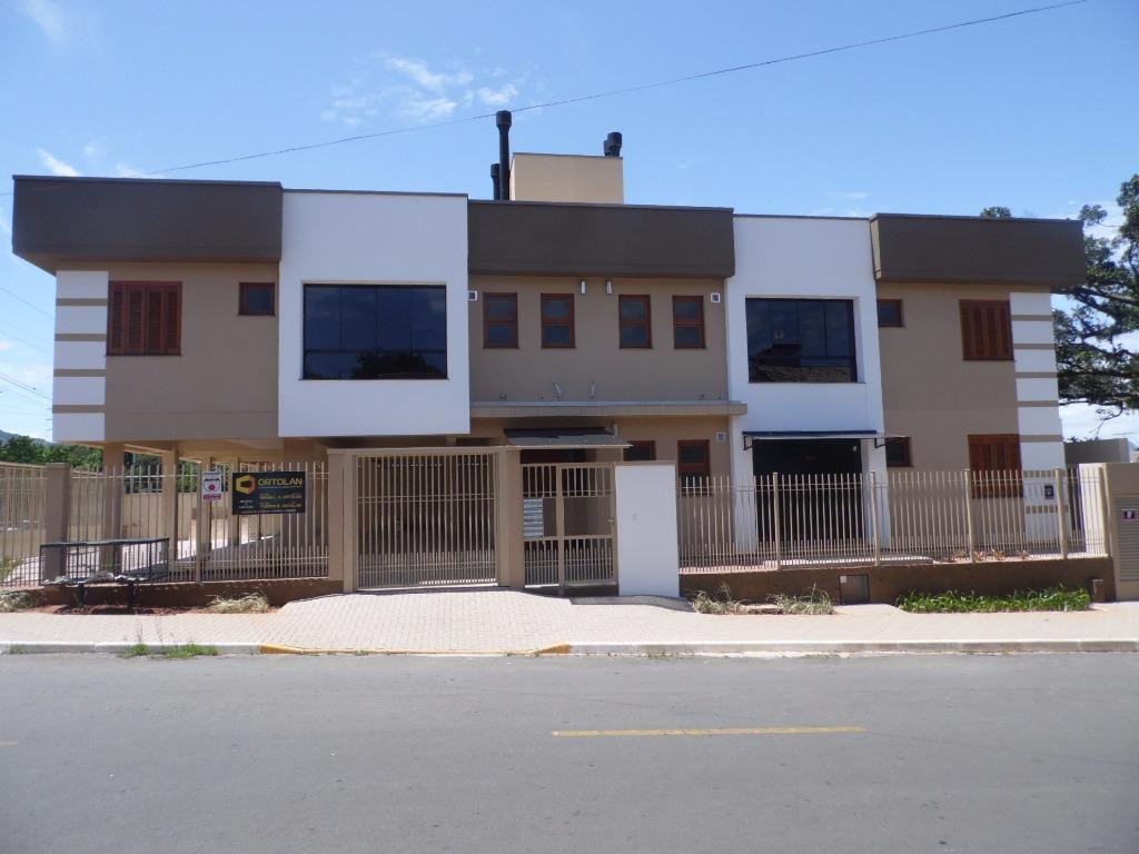 Apartamento residencial à venda, Celeste, Campo Bom.