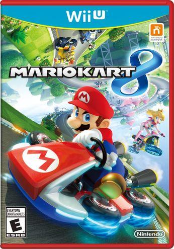Mario Kart 8 - box art