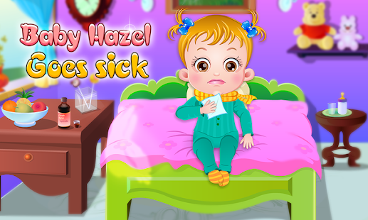 Baby Hazel Doctor Games Lite- screenshot thumbnail