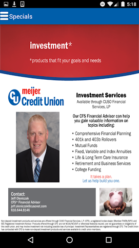 Meijer Credit Union APK
