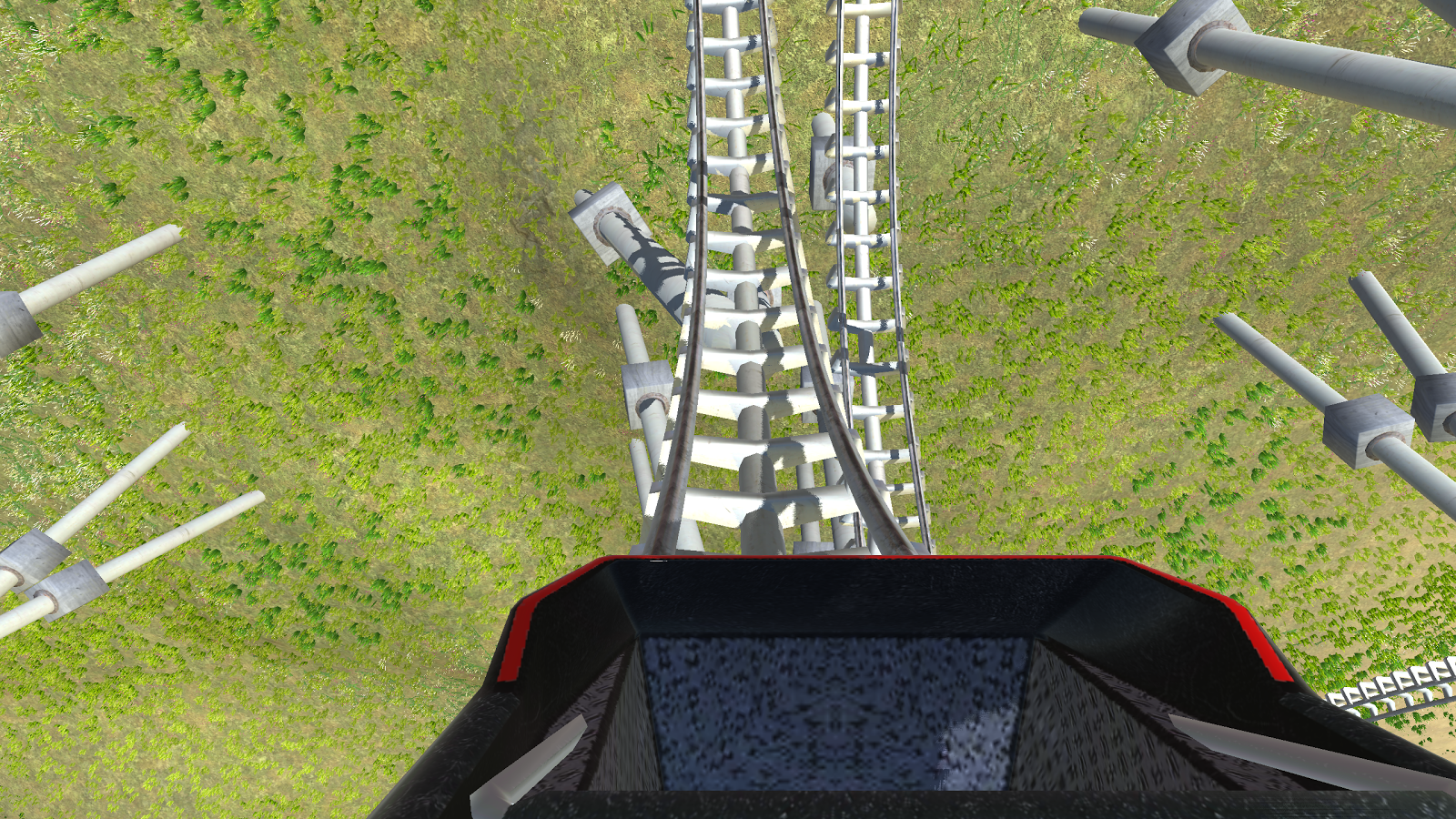 Cardboard VR 3D Roller Coaster Screenshot 4