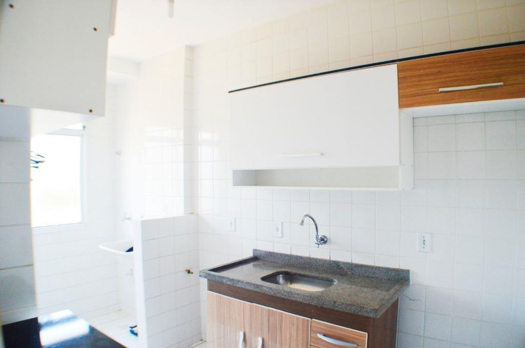 Apartamento com 2 dormitórios à venda, 48 m² por R$ 167.000,00 - Jardim Santa Maria (Nova Veneza) - Sumaré/SP