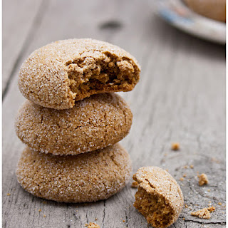 Fat Free Ginger Cookies