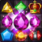 Game Jewels Temple Quest : Match 3 APK for Kindle