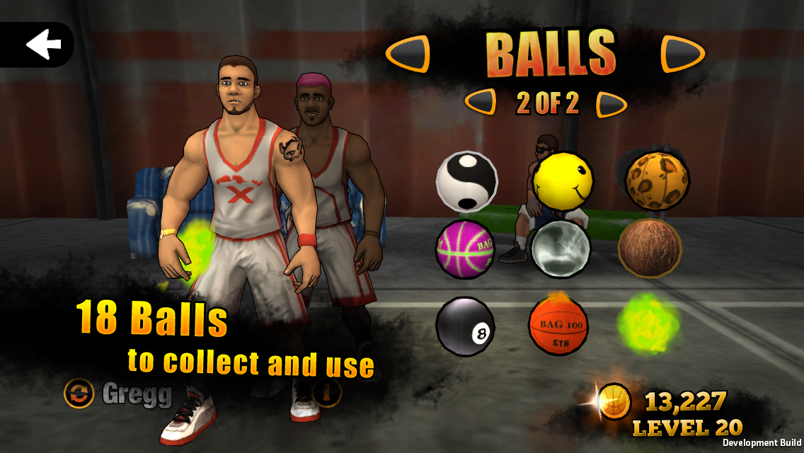 Jam League Basketball Screenshot 0