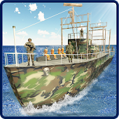 Game Army Criminals Transport Ship apk for kindle fire