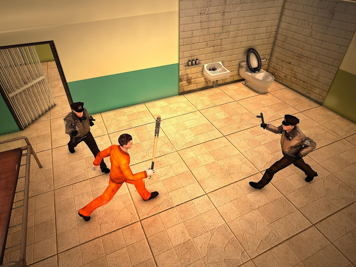 Hard Time Prison Escape 3D Screenshot 6