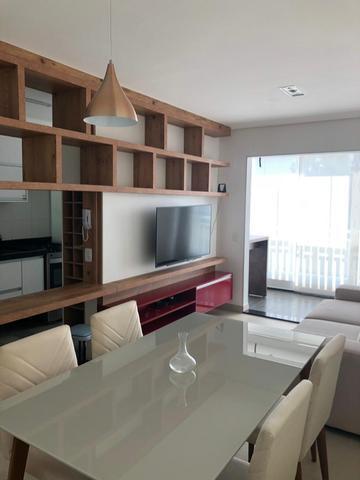 Apartamento MOBILIADO com 3 dormitórios para alugar, 88 m² - Condomínio Tons de Ipanema - Medeiros - Jundiaí/SP