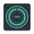 Beautiful Battery Disc Widget for Lollipop - Android 5.0