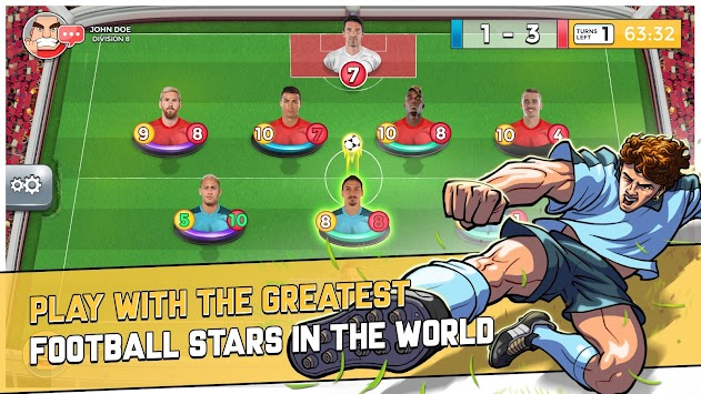 Top Stars Football APK screenshot thumbnail 1