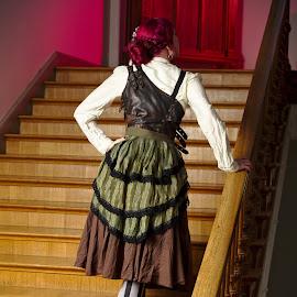 Iiriva by Simo Järvinen - People Fashion ( fashion, person, model, female, woman, lady, people, portrait )
