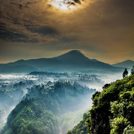 by Irvan Nugi - Landscapes Travel ( hills, mountain, nature, sunset, sunrise, travel, landscape )