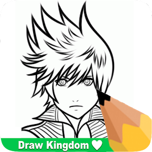 How To Draw Kingdom He Arts 3