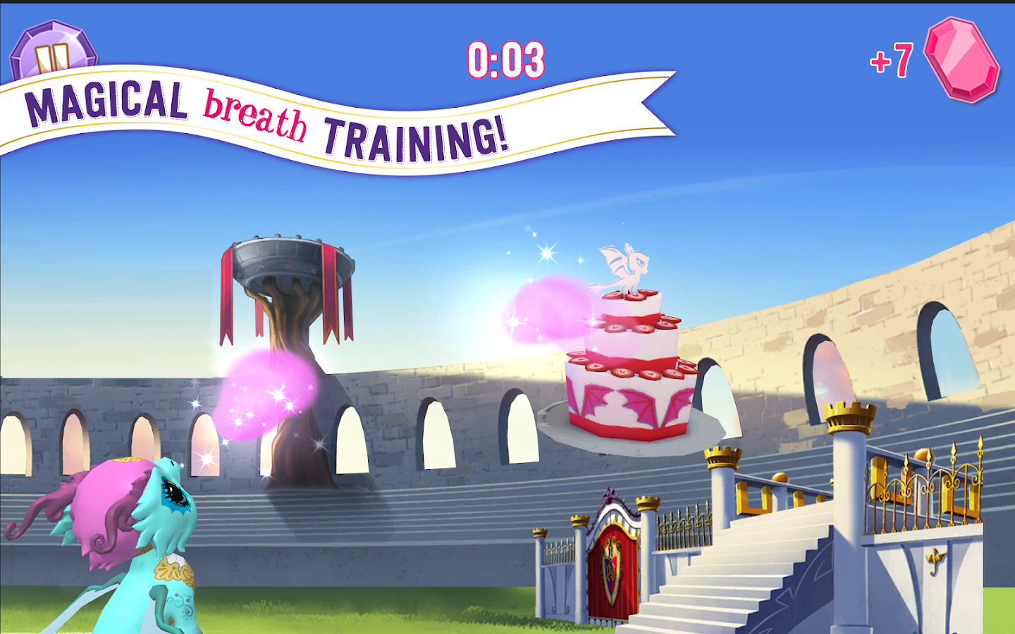 Ever After High™: Baby Dragons Screenshot 14