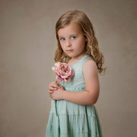 Serene by Jude Stewart - Babies & Children Child Portraits ( child, judithstewart, uckfield, portrait )