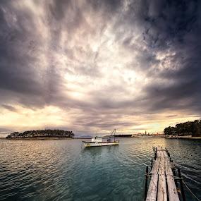 by Petar Lupic - Transportation Boats
