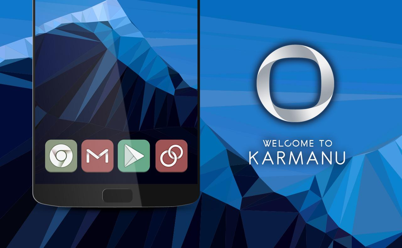 Karmanu Icon Pack Screenshot 0