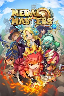 Medal Masters: Call of destiny Mod (God Mode) v1.1.8 APK