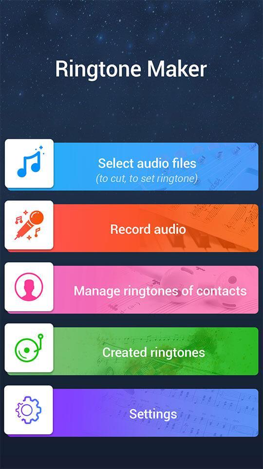 MP3 Cutter Ringtone Maker Pro Screenshot 2