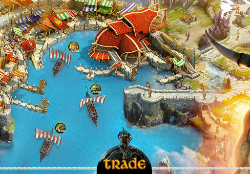 Vikings: War of Clans screenshot 2