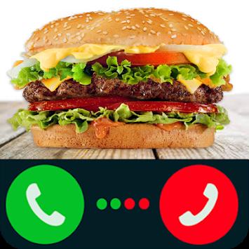Best Call From Hamburger Games apk screenshot