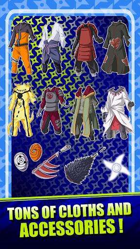Create Your Own Ninja Hero - screenshot