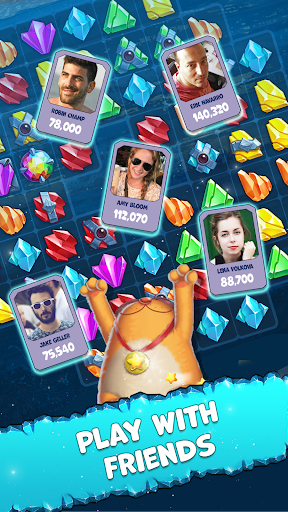 Viber Diamond Rush screenshot 5