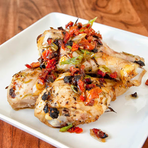 Sun-dried Tomato Chicken Recipe